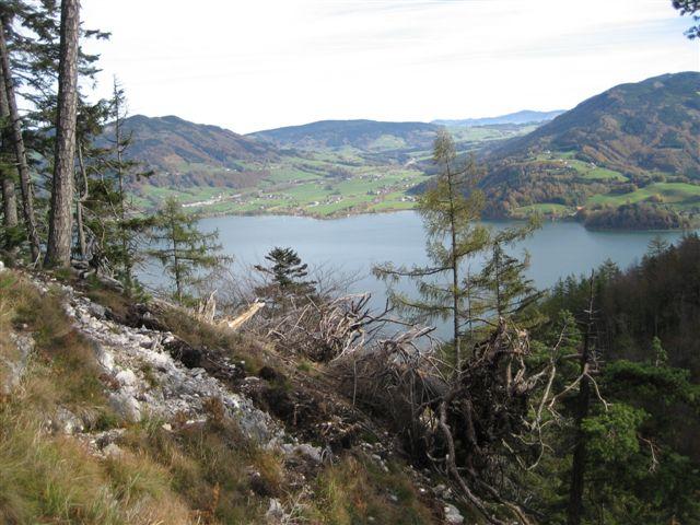Foto: Jogal / Wander Tour / Von St. Lorenz auf die Drachenwand / 17.01.2007 01:14:34