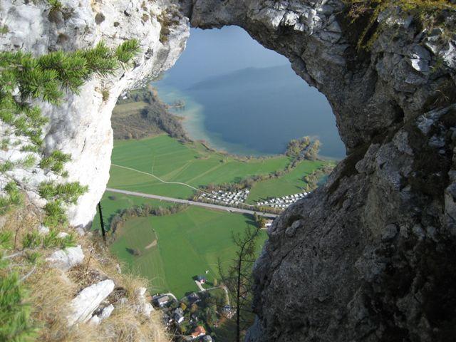 Foto: Jogal / Wander Tour / Von St. Lorenz auf die Drachenwand / 17.01.2007 01:15:02