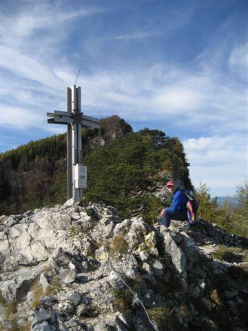 Foto: Jogal / Wander Tour / Von St. Lorenz auf die Drachenwand / 17.01.2007 01:15:28
