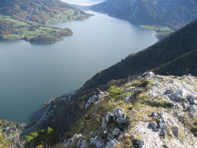 Foto: Jogal / Wander Tour / Von St. Lorenz auf die Drachenwand / 17.01.2007 01:15:38