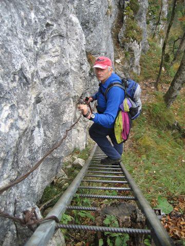 Foto: Jogal / Wander Tour / Von St. Lorenz auf die Drachenwand / 17.01.2007 01:16:36