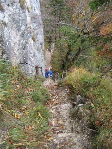 Foto: Jogal / Wander Tour / Von St. Lorenz auf die Drachenwand / 17.01.2007 01:16:45