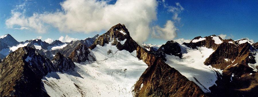 Foto: vince 51 / Wander Tour / Zischgeles - nicht nur im Winter top (3004m) / Blick nach Süd-West / 04.06.2007 19:32:53