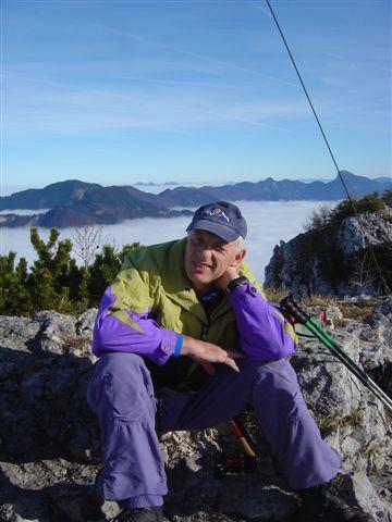Foto: Jogal / Wander Tour / Von Grünau auf den Zwillingskogel / 17.01.2007 01:06:24