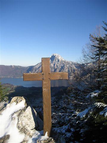Foto: Jogal / Wander Tour / Rundwanderung über die Hochsteinalm und auf den Lärlkogel / 17.01.2007 01:10:51