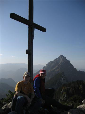 Foto: Alpinfreunde / Wandertour / Steineck / 12.01.2007 18:20:17