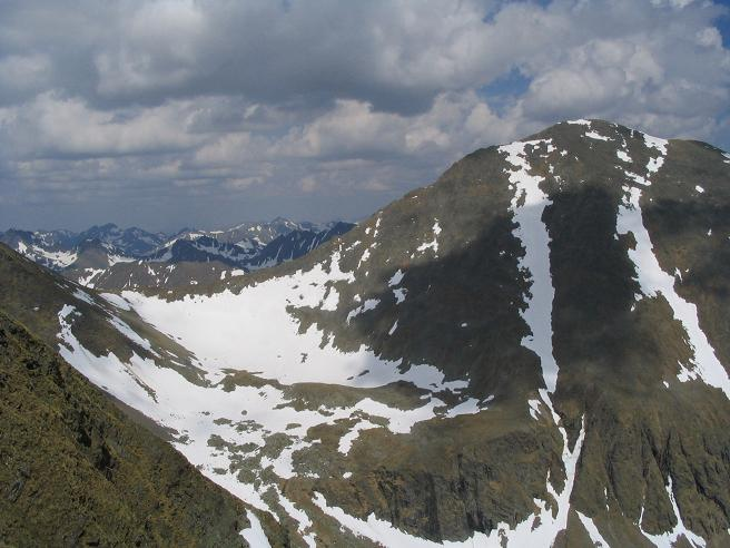 Foto: Andreas Koller / Wandertour / Preber und Golzhöhe (2740 m) / Preber und Mühlbachtörl / 09.05.2007 17:17:43