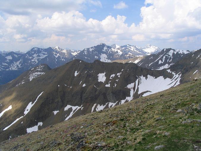 Foto: Andreas Koller / Wandertour / Preber und Golzhöhe (2740 m) / Schladminger Tauern / 09.05.2007 17:17:57