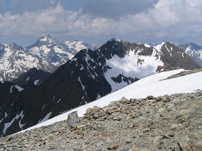 Foto: Andreas Koller / Wandertour / Preber und Golzhöhe (2740 m) / Schladminger Tauern mit Hochgolling (2863 m) / 09.05.2007 17:15:30