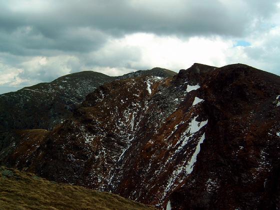 Foto: Andreas Koller / Wandertour / Große Turracher Gipfel-Runde (2441 m) / Strassburger Spitze und Wintertaler Nock / 09.05.2007 21:09:45