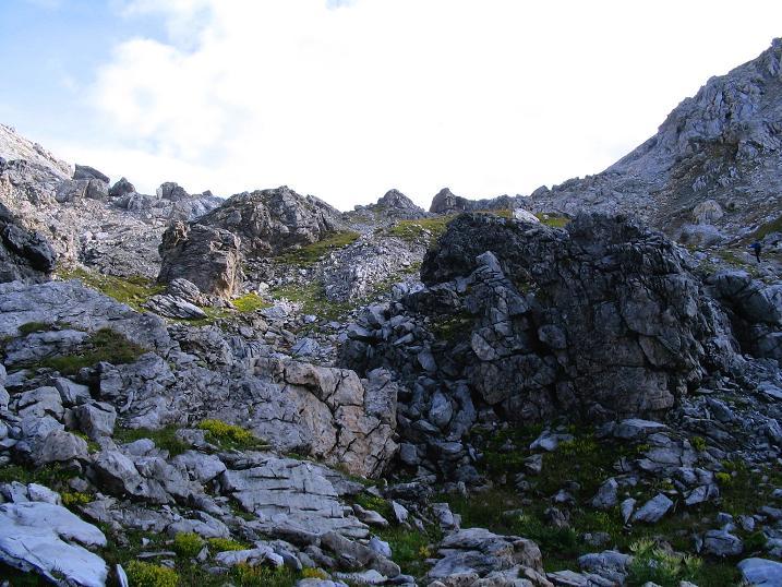Foto: Andreas Koller / Wander Tour / Aus dem Riedingtal im Lungau auf das Mosermandl (2680 m) / Abstieg von der Windischscharte / 17.08.2007 10:33:04