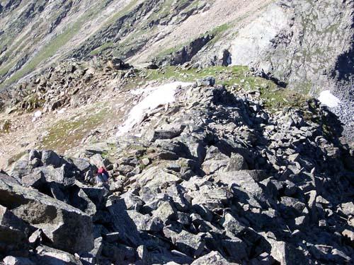 Foto: vince 51 / Wander Tour / Vom Kühthai auf den Gaiskogel / 05.06.2007 22:33:17
