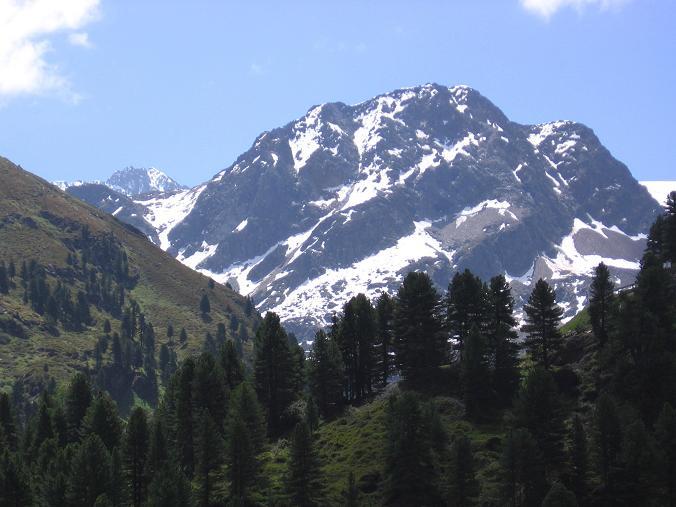 Foto: Andreas Koller / Wander Tour / Aachener Höhenweg und Atemkogel (3010 m) / Hinterstes Kaunertal / 10.05.2007 17:27:40
