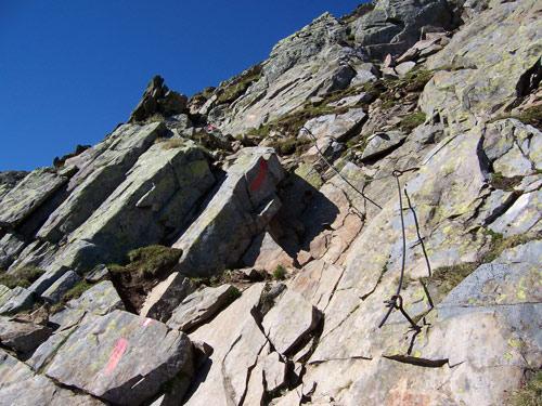 Foto: vince 51 / Wander Tour / Von Gries im Sulztal auf den Gamskogel / 01.05.2007 20:56:50
