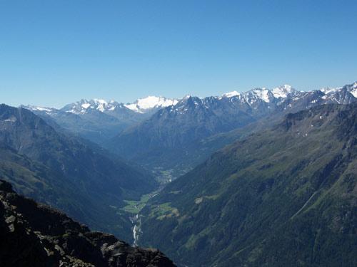 Foto: vince 51 / Wander Tour / Von Gries im Sulztal auf den Gamskogel / 01.05.2007 20:55:05