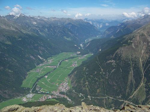 Foto: vince 51 / Wander Tour / Von Gries im Sulztal auf den Gamskogel / 01.05.2007 20:55:18