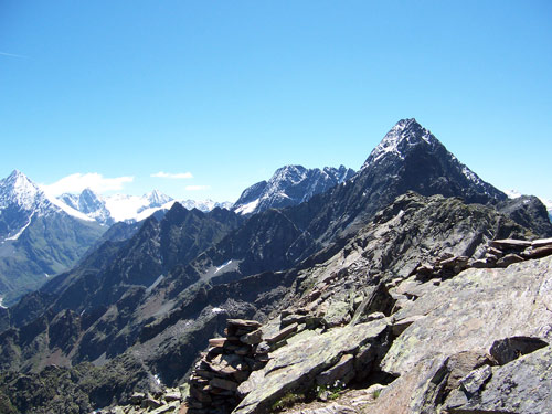 Foto: vince 51 / Wander Tour / Von Gries im Sulztal auf den Gamskogel / 01.05.2007 20:55:57