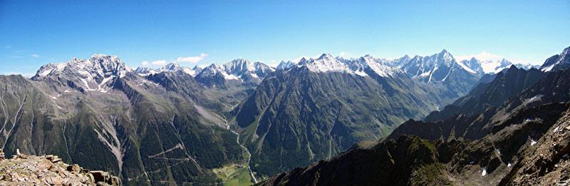 Foto: vince 51 / Wander Tour / Von Gries im Sulztal auf den Gamskogel / 01.05.2007 20:55:39