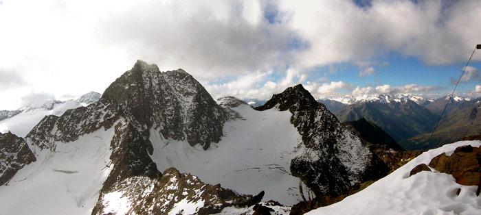 Foto: vince 51 / Wandertour / Von der Amberger Hütte auf die Kuhscheibe / Wilde Leck / 02.05.2007 21:32:30