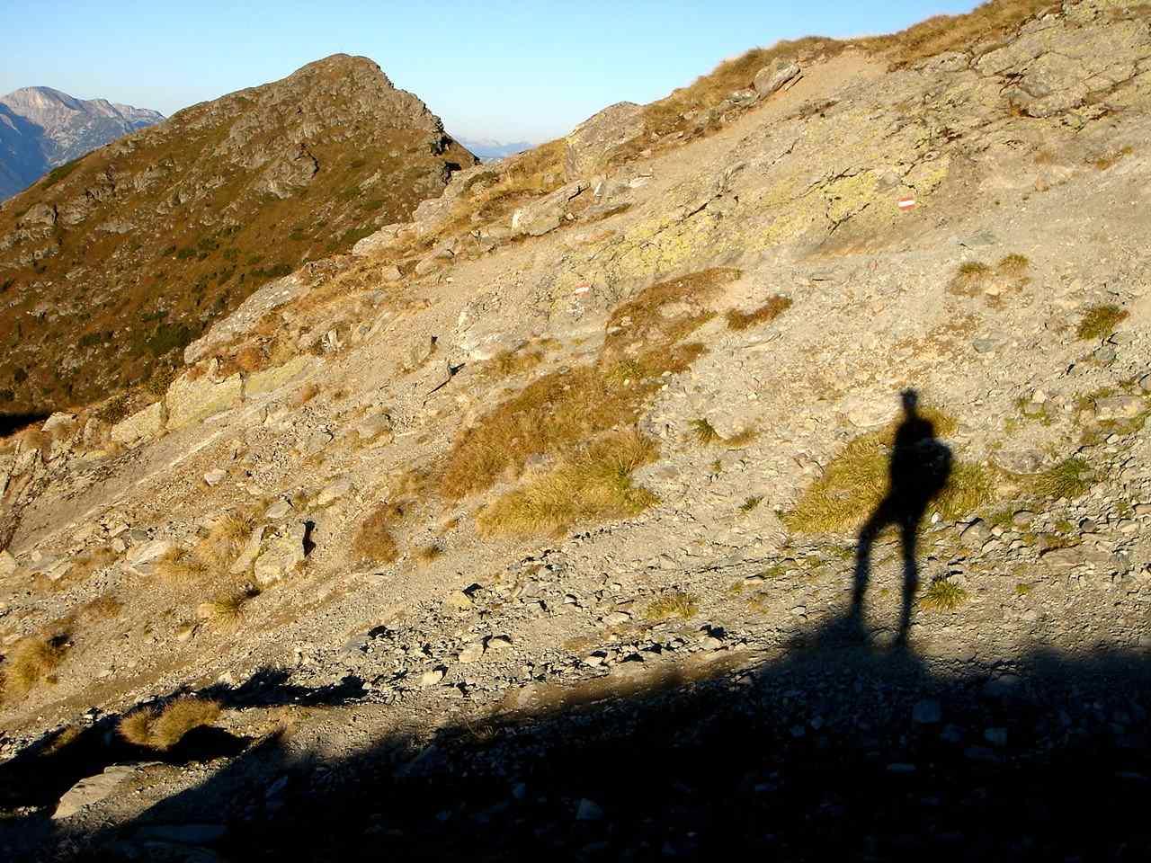 Foto: Manfred Karl / Wander Tour / Gipfelrunde von der Reiteralm auf den Schober (2133m) / Spätnachmittag am Ruppeteck / 19.06.2007 05:55:49