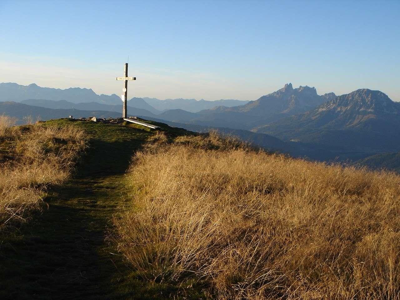 Foto: Manfred Karl / Wander Tour / Gipfelrunde von der Reiteralm auf den Schober (2133m) / Gasselhöhe / 19.06.2007 05:54:02