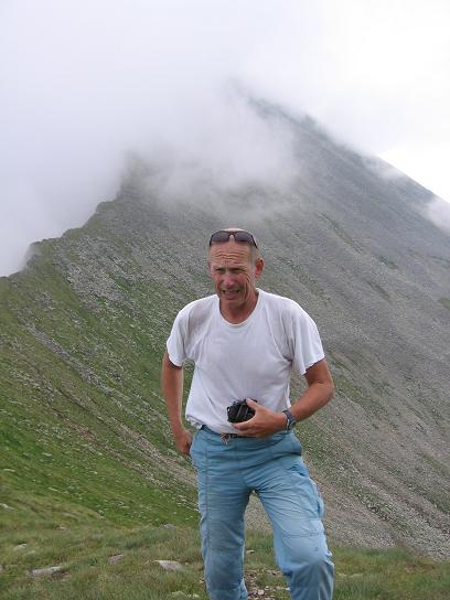 Foto: Andreas Koller / Wander Tour / Vom Prebersee auf das Roteck (2742 m) / Wohlverdiente Paude im Mühlbachtörl / 09.05.2007 21:58:56