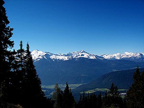 Foto: vince 51 / Wander Tour / Wanderung auf die Wankspitze / Blick von der