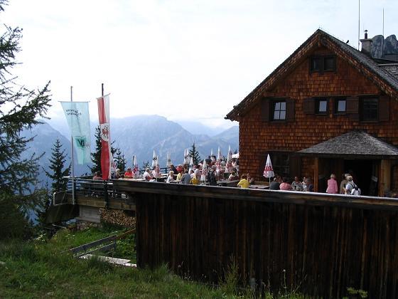 Foto: Andreas Koller / Wander Tour / Haidachstellwand und Schützensteig (2192 m) / Erfurter Hütte / 26.05.2007 13:45:05