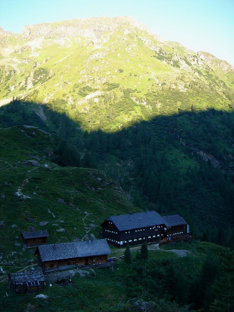 Foto: Manfred Karl / Wander Tour / Hochwildstelle-Überschreitung / Preintaler Hütte / 15.06.2007 22:42:56