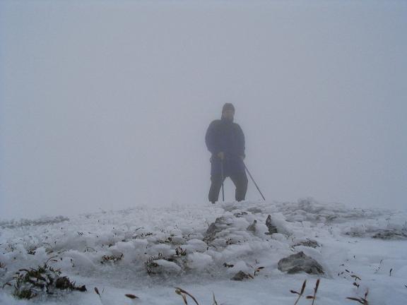 Foto: Andreas Koller / Wandertour / Über die Aflenzer Staritzen (2038 m) / Am Severinkogel-Gipfel / 29.05.2007 21:51:00