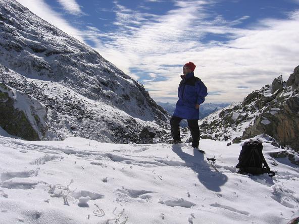 Foto: Andreas Koller / Wandertour / Von der Rottenmanner Hütte über den Dreisteckengrat zur Edelraute Hütte (2448 m) / Langer Weg nach Hohentauern / 03.06.2007 20:44:02