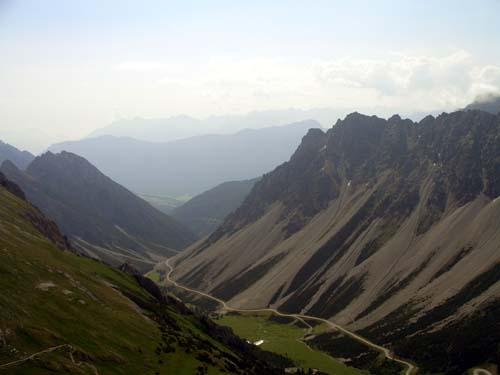 Foto: vince 51 / Wander Tour / Falschkogel und Maldongrat / 04.06.2007 22:40:34