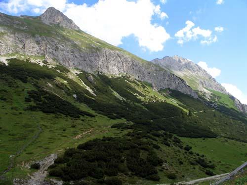 Foto: vince 51 / Wander Tour / Falschkogel und Maldongrat / 04.06.2007 22:37:21