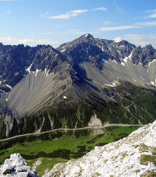 Foto: vince 51 / Wander Tour / Falschkogel und Maldongrat / 04.06.2007 22:36:50