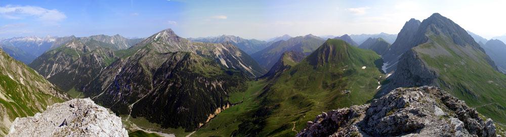 Foto: vince 51 / Wander Tour / Falschkogel und Maldongrat / 04.06.2007 22:36:36