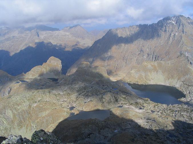 Foto: Andreas Koller / Wander Tour / Aus dem Lungau zum Klafferkessel und auf den Greifenberg (2618 m) / Der Klafferkessel / 04.06.2007 23:22:29