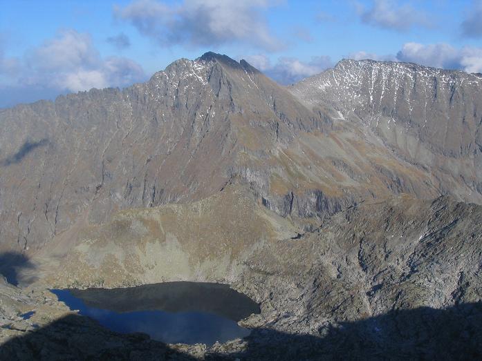 Foto: Andreas Koller / Wander Tour / Aus dem Lungau zum Klafferkessel und auf den Greifenberg (2618 m) / Klaffersee und Waldhorn (2702 m) / 04.06.2007 23:21:25