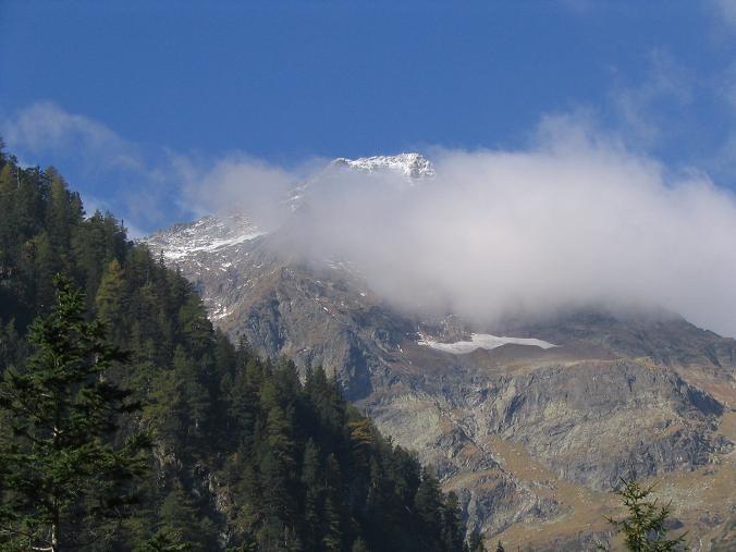Foto: Andreas Koller / Wander Tour / Aus dem Lungau zum Klafferkessel und auf den Greifenberg (2618 m) / Hochgolling aus dem Lessachtal (2863 m) / 04.06.2007 23:25:32