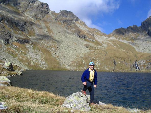 Foto: Andreas Koller / Wander Tour / Aus dem Lungau zum Klafferkessel und auf den Greifenberg (2618 m) / Zwerfenbergsee / 04.06.2007 23:24:34
