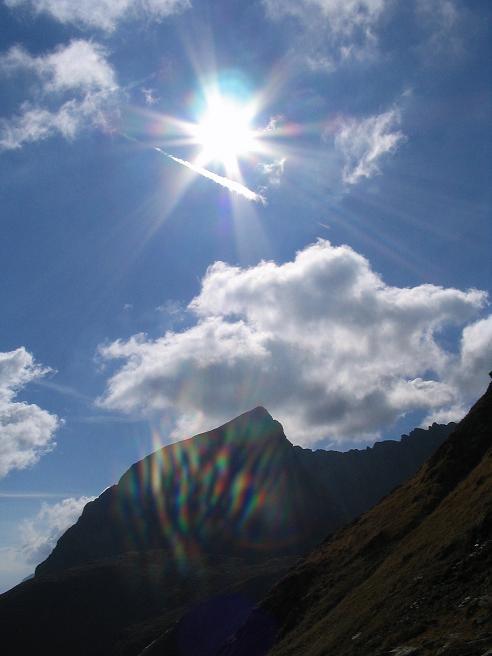 Foto: Andreas Koller / Wander Tour / Aus dem Lungau zum Klafferkessel und auf den Greifenberg (2618 m) / Im Herz der Schladminger Tauern / 04.06.2007 23:24:23