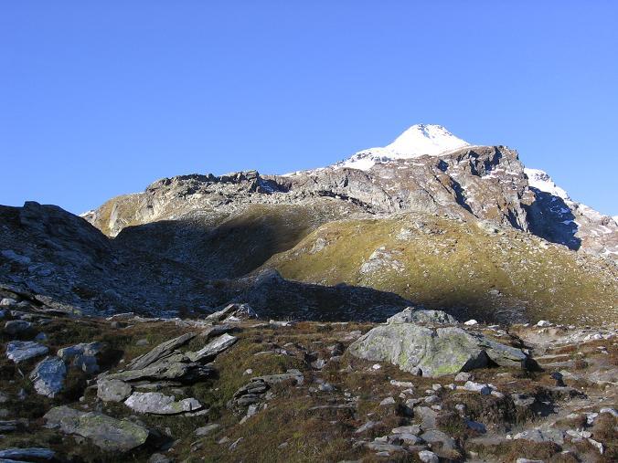 Foto: Andreas Koller / Wander Tour / Über den Sedlgrat auf den Kleinen- und Großen Grießkogel (3066 m) / Der Große Grießkogel / 08.06.2007 20:42:08