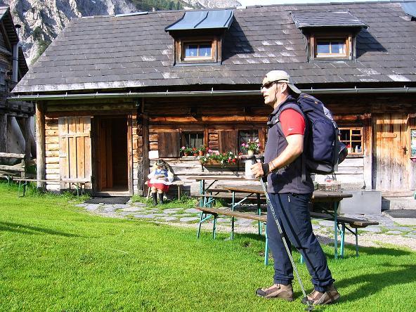 Foto: Andreas Koller / Wander Tour / Drei-Hütten-Tour in den Schladminger Tauern (2453 m) / Ursprungalm im Preuneggtal / 11.06.2007 21:36:45