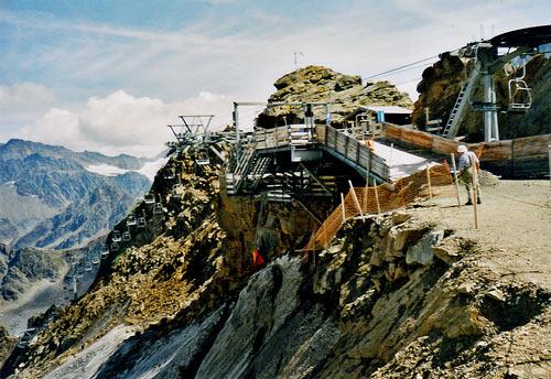 Foto: vince 51 / Wander Tour / Vom Kaunertaler Gletscherskigebiet auf den Wiesjagglkopf (3127m) / Wiesjaggl-Sessellift / 28.05.2007 21:03:53