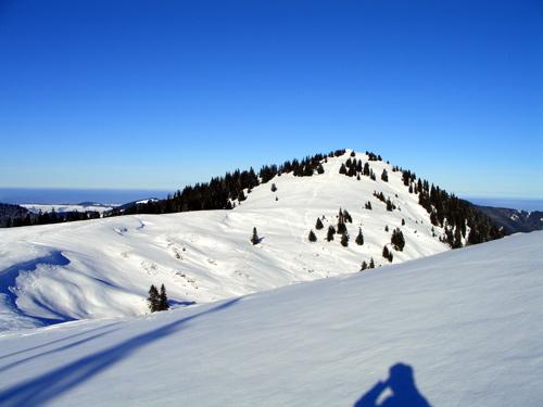 Foto: vince 51 / Wander Tour / Schneeschuhwanderung auf den Schönkahler / 29.12.2006 22:50:47