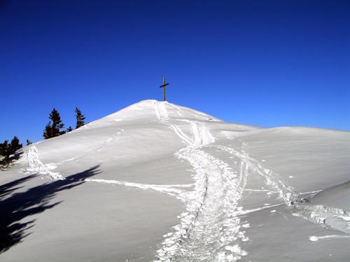 Foto: vince 51 / Wander Tour / Schneeschuhwanderung auf den Schönkahler / 29.12.2006 22:51:11