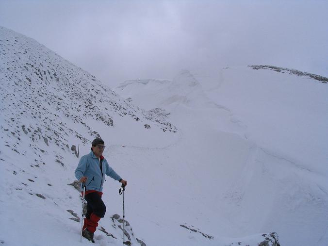 Foto: Andreas Koller / Wandertour / Durch das Seetal ins Herz des Hochschwabs (2277 m) / Anstieg auf den Hochscwab / 22.04.2007 22:38:06