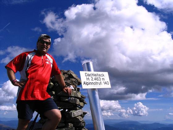 Foto: Andreas Koller / Wander Tour / Rupprechtseck - Runde (2591 m) / Am Dachleiteck  / 29.04.2007 23:55:02