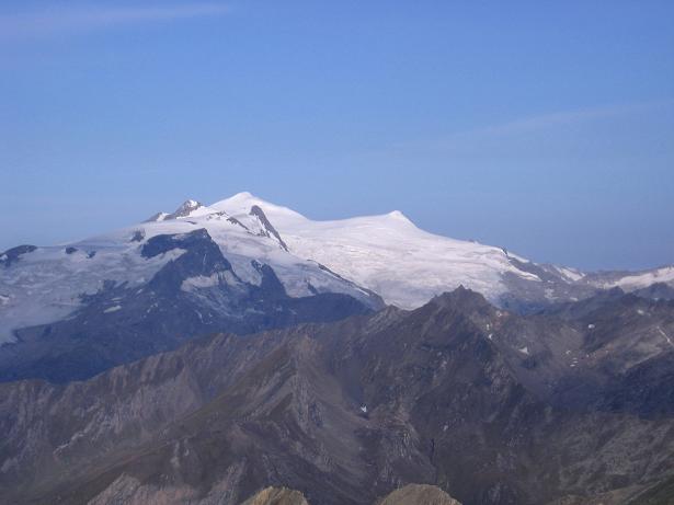 Foto: Andreas Koller / Wandertour / Ins Herz der Granatspitzgruppe (3232 m) / Großvenediger (3674 m) / 09.05.2007 00:29:55