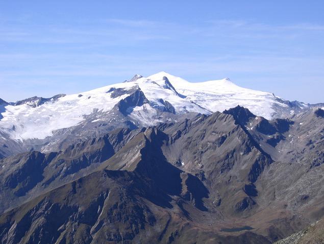 Foto: Andreas Koller / Wandertour / Ins Herz der Granatspitzgruppe (3232 m) / Großvenediger (3674 m) / 09.05.2007 00:35:50