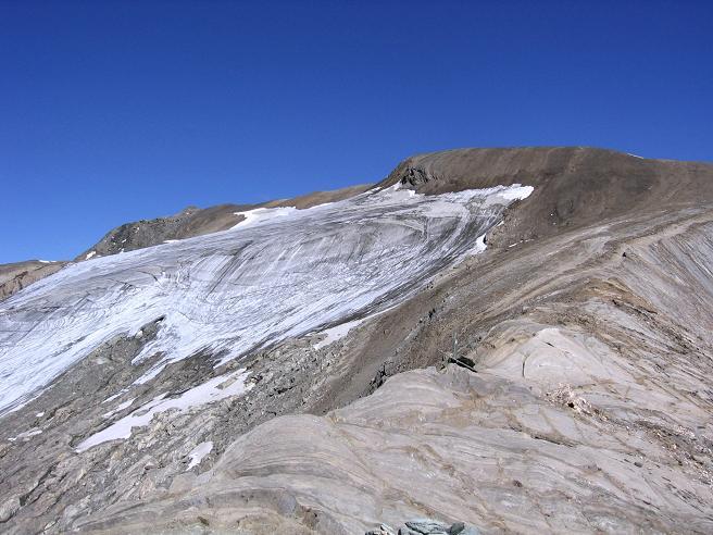 Foto: Andreas Koller / Wandertour / Ins Herz der Granatspitzgruppe (3232 m) / Bachtröger Kees / 09.05.2007 00:36:49